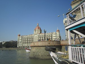 Индия Набережная Мумбаи