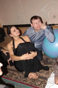 Сима и Андрей