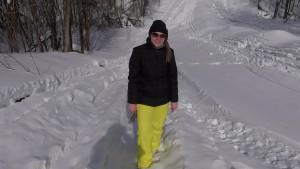 Лыжи Даша 2