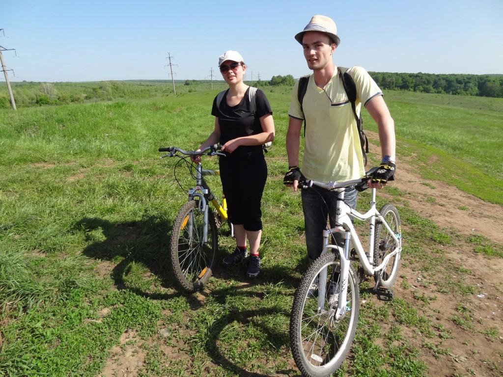 Ширяево велосипедисты