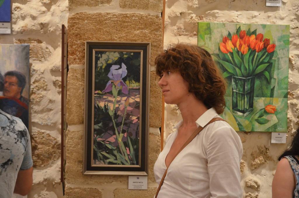 Выставка в Яффо