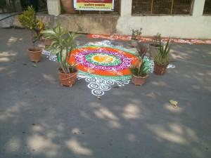 Ранголи (фото из интернета)