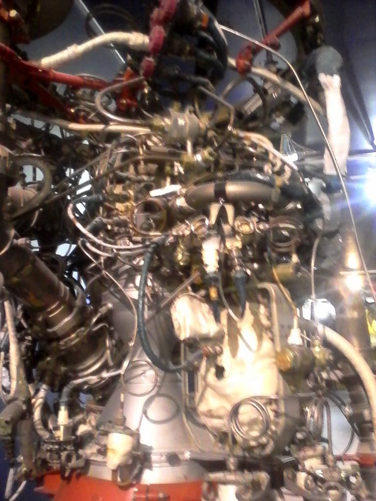 Собственно вот он)) Жидкостный ракетный двигатель РД-301