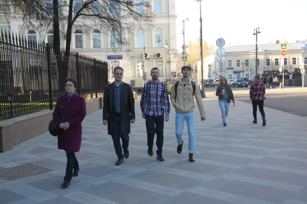 Москва. После Бегущего города