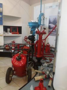 Средства-пожаротушения