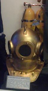 Водолазный-шлем